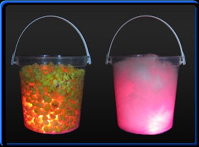 Glo Bucket Rental